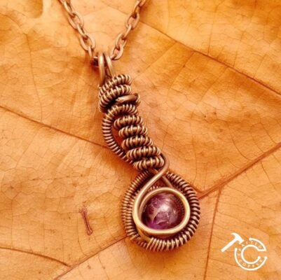 Trendy Best Copper Necklace